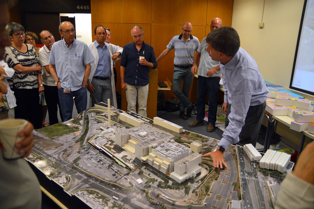 The Jerusalem Municipality has approved plans to enable Shaare Zedek to triple in size in coming years